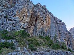 Rock Climbing Photo: L'Argenteria sector.