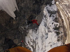 Rock Climbing Photo: Room with a view