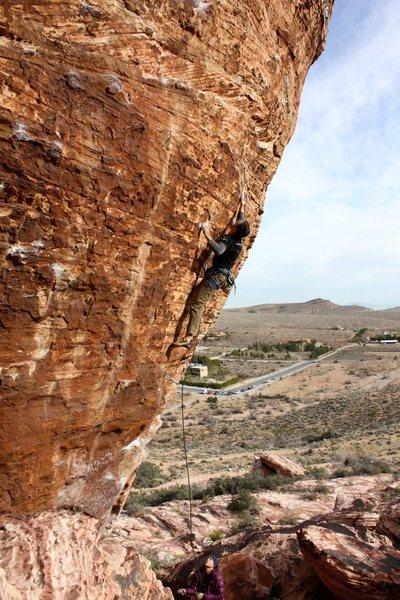 Rock Climbing Photo: Wonderstuff