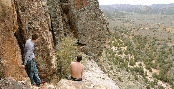 Rock Climbing Photo: Some aesthetic stone