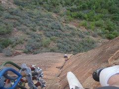 Rock Climbing Photo: prodigal