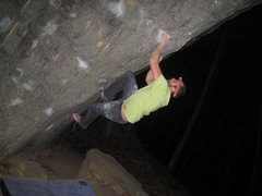 Rock Climbing Photo: Mt Yonah night sesh