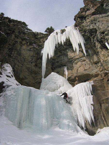 Rock Climbing Photo: Ha!
