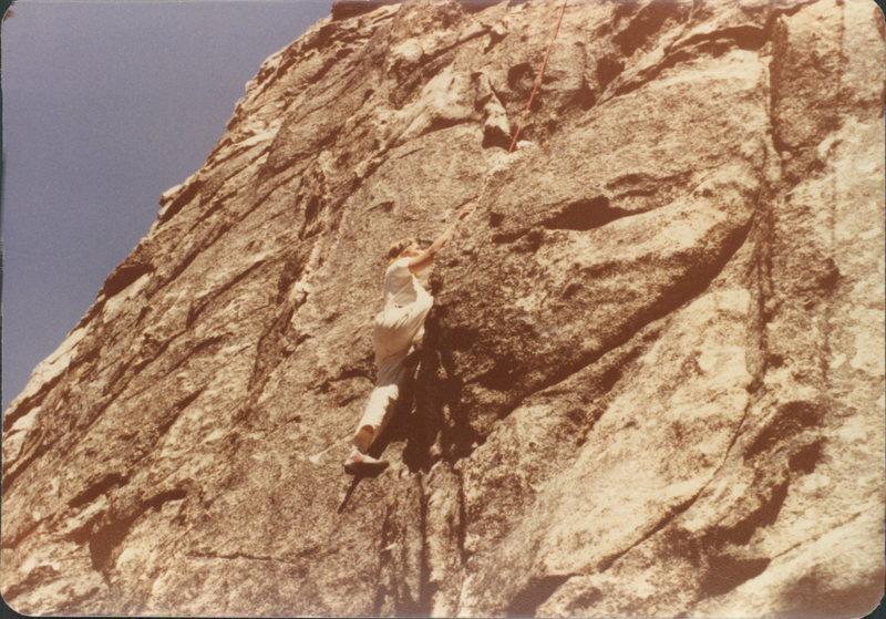 Rock Climbing Photo: BITD