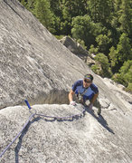 Rock Climbing Photo: Yosemite Valley..