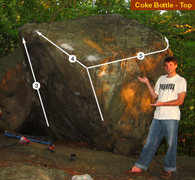 Rock Climbing Photo: #3 Hard in an Easy Chair, #4 Gleaming the Cube, #5...