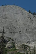 Rock Climbing Photo: Slick Rock, ID.