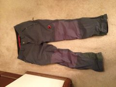 Rock Climbing Photo: Mammut Pants-Great ice/mixed climbing Pant-Size 30