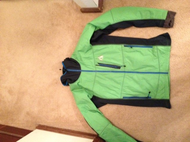 First Ascent Jacket sixe M