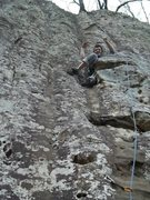 Rock Climbing Photo: You don't have to be that good at climbing if you'...