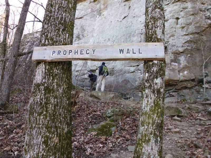 Prophecy Wall