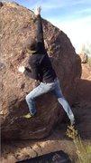 Rock Climbing Photo: Finn It Dynamic