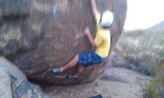 Rock Climbing Photo: Jake the Dog