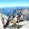 Summit of Cerro Principal