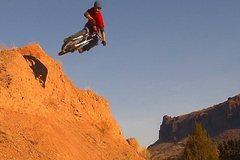 Rock Climbing Photo: Awesome bike riding near Diablo Canyon