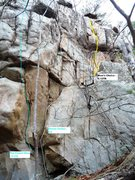 Rock Climbing Photo: The Savory Corner