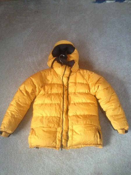 F/S Icefall Jacket