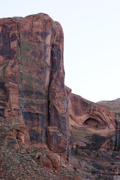 Rock Climbing Photo: The Sorcerer