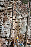 Rock Climbing Photo: WV