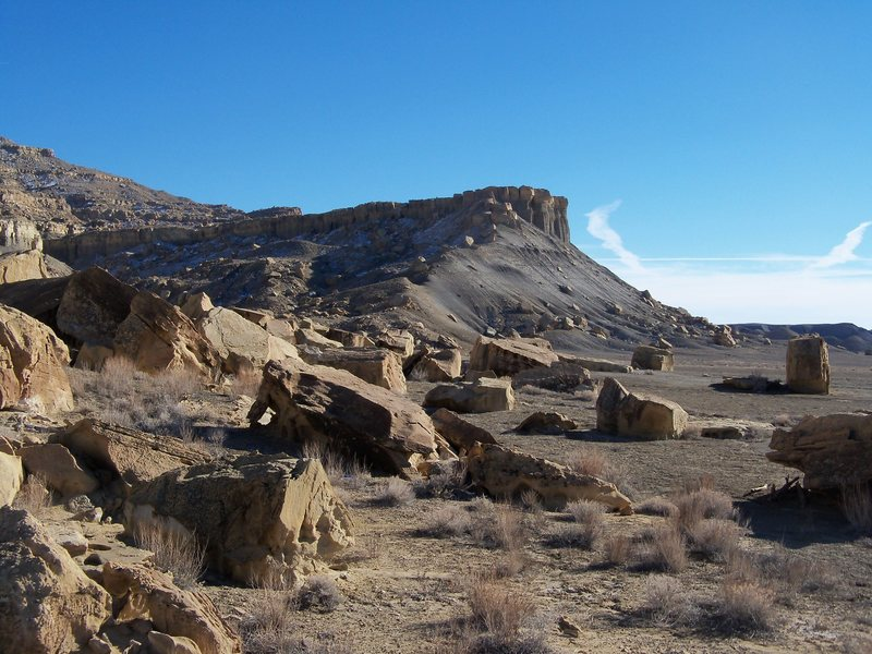 Rock Climbing Photo: Take a short walk and find many new options