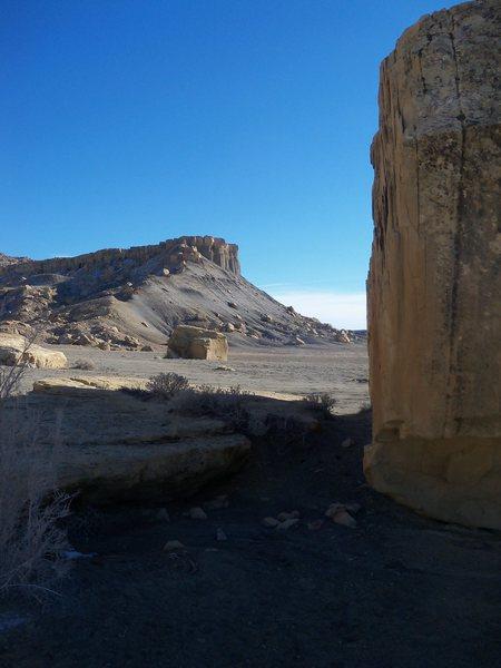 Rock Climbing Photo: Very sweet photo. opp.s
