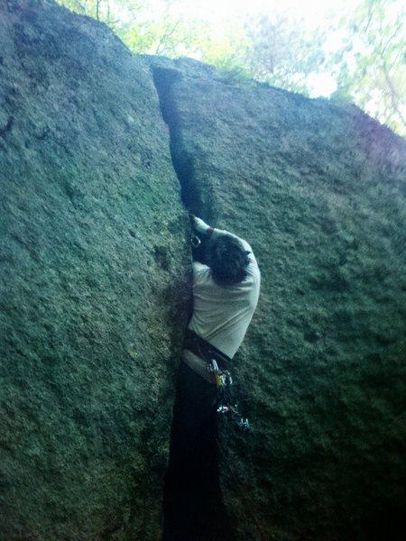 Rock Climbing Photo: Jonathan Garlough