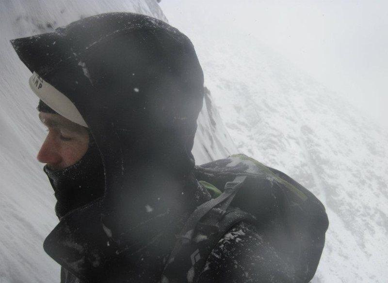 Pinnacle Gulley, Mt Washington