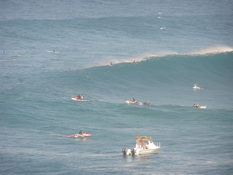 Peahi 12/31/12<br> Photo: Olaf Mitchell