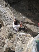 Rock Climbing Photo: Fun sequence!