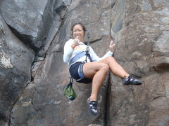 Rock Climbing Photo: mokuleia
