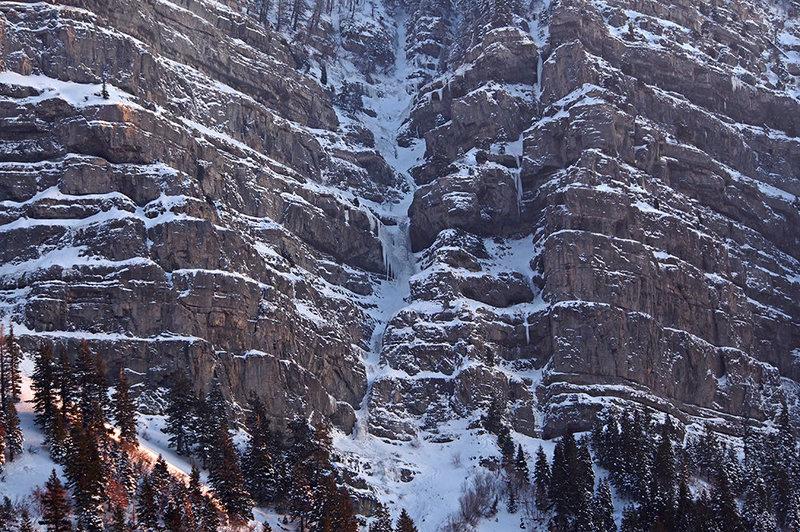 Miller's Thriller, Provo Canyon, Utah