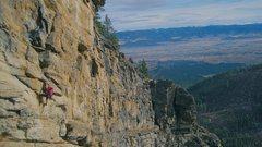 Rock Climbing Photo: John Gogas on No Drama Obama
