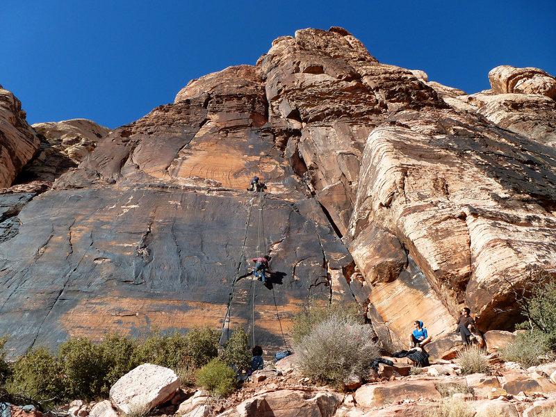 Rock Climbing Photo: Boris Lukana on Sidewinder