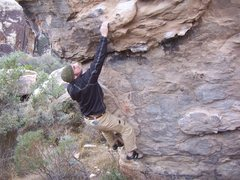 Rock Climbing Photo: Red Rocks bouldering