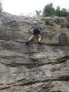 Rock Climbing Photo: Ramblin' up 2000 bains la baignoire de l'espace