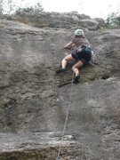 Rock Climbing Photo: Patty Black cruisin' What's Up