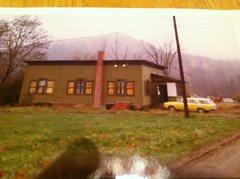 Rock Climbing Photo: Granny Gunts Lodge (Pre1970)