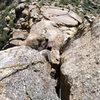 Looking back on the Sundeck Boulder