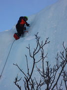 Rock Climbing Photo: Mike C. and I at Lincoln falls Colorado. Saturday ...