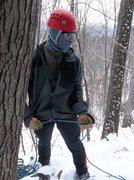 Rock Climbing Photo: Joe Adam, belayed, Justin took all the photographs...