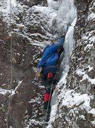 Rock Climbing Photo: In the beginning