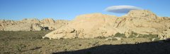 Rock Climbing Photo: Little Hunk, Southwest Face