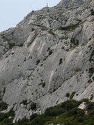 Rock Climbing Photo: Les Boulons