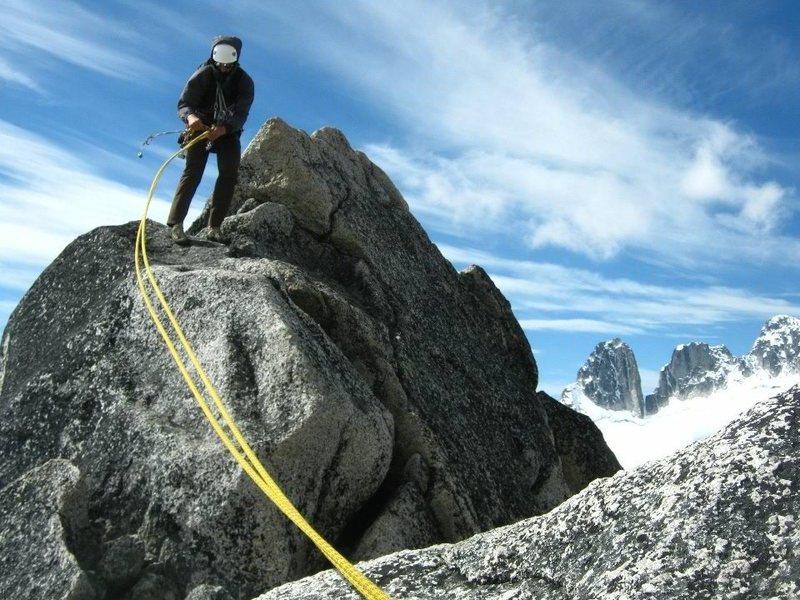 Rock Climbing Photo: Bugaboo Spire
