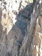 Rock Climbing Photo: Citadel...there is usually rap rings and webbing u...