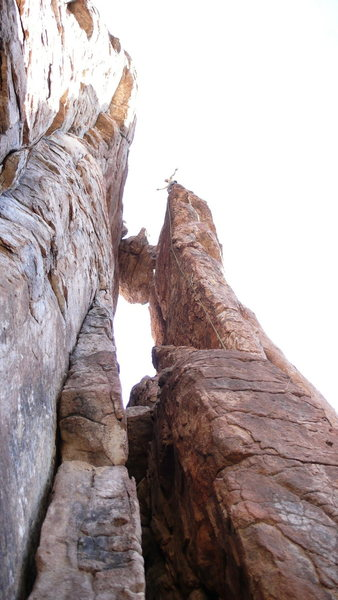 Rock Climbing Photo: Singles from 0.3 to 1, and a few draws were more t...
