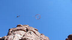 Rock Climbing Photo: They've started monitoring our new development wor...