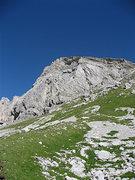 Rock Climbing Photo: The main wall.