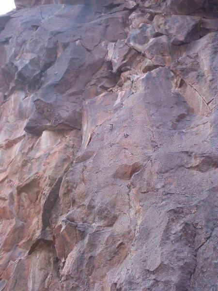 Rock Climbing Photo: Marine Corps, start