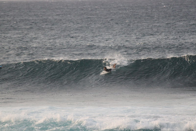 Hookipa<br> Photo: Olaf Mitchell